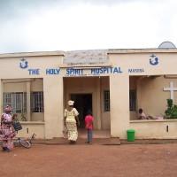 01.nemocnice Svatého Ducha Makeni